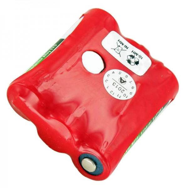 AccuCell batteri passer til Falcon MX2, MX2WH, 1650mAh