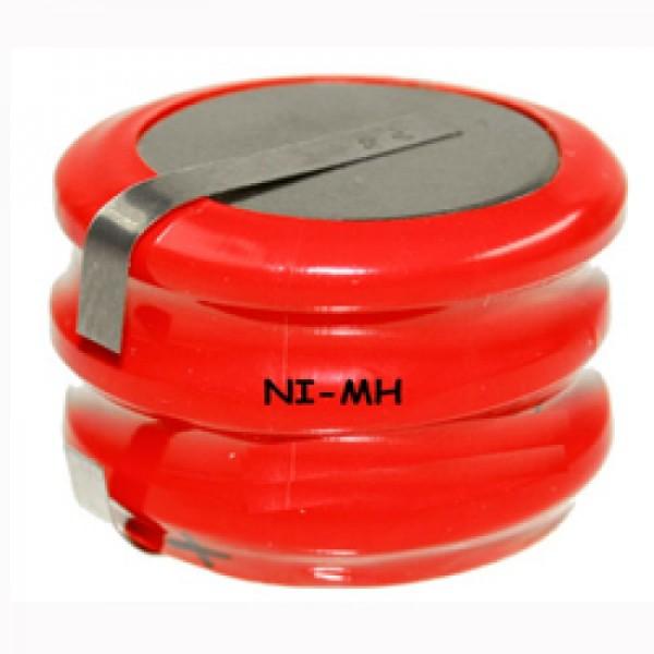 Varta 3 / V250H NiMH genopladeligt NiMH knapcellebatteri