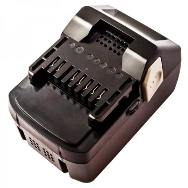 Batteri passer til Hitachi BSL 1815X, BSL 1830, BSL 1840, 330067, 330068, 330139, 330557, 3Ah