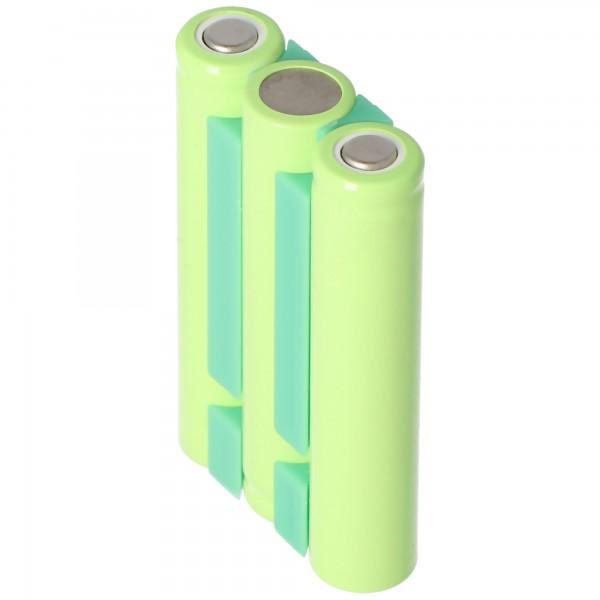 Batteri passer til Motorola T2288, V2288, MC2-41H11, 5/4 AAA
