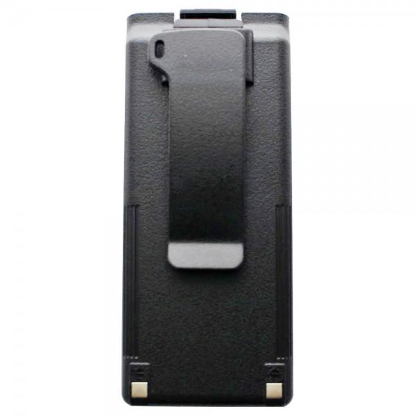 Batteri passer til ICOM IC-F3, IC-F4, BP-196 NiCd-batteri 1100mAh
