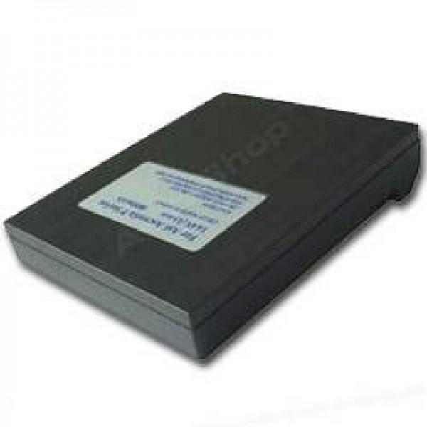 AccuCell batteri passer til AST Ascentia P series, 5400mAh