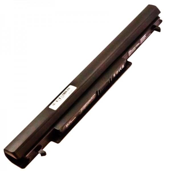 Batteri passer til Asus A46 batteri A32-K56, A31-K56, A41-K56, A42-K56, 2200mAh