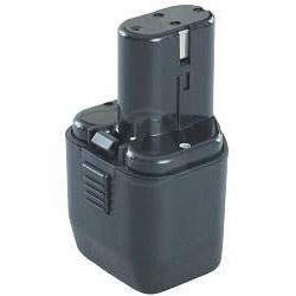 AccuCell batteri passer til Hitachi APHT 12 Volt 1,4Ah