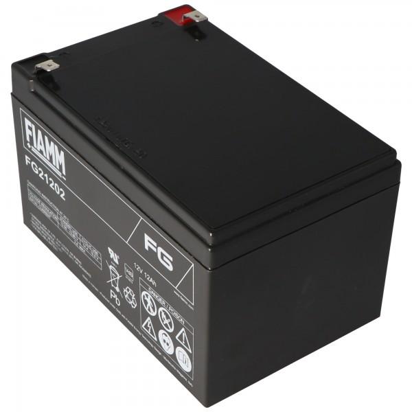 Fiamm FG21202 Batteri 12Ah