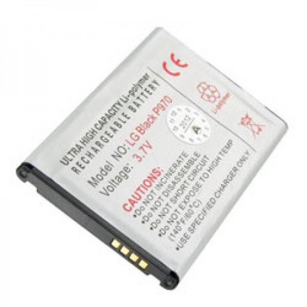 AccuCell batteri passer til LG P970 batteri BL-44JN, BL-44 JN