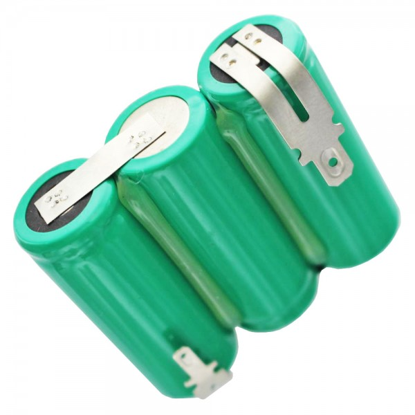 Batteri til Wolf Lawn Shears Accu 45, 7084000 3.6 Volt NiMH 2150mAh