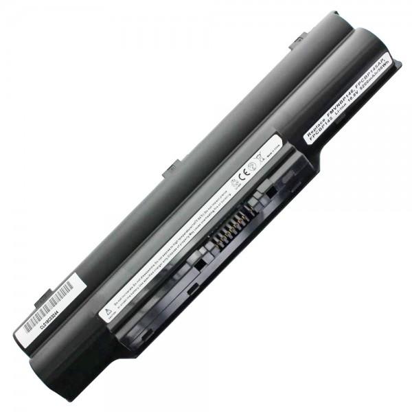 Fujitsu-Siemens FPCBP145 genopladeligt batteri som en replik af AccuCell