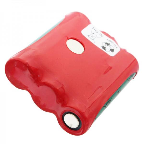 AccuCell batteri passer til Percon PT2000, PSC PT2000