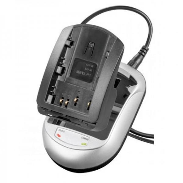 AccuCell oplader passer til batteriet Samsung BP1410, ED-BP1410