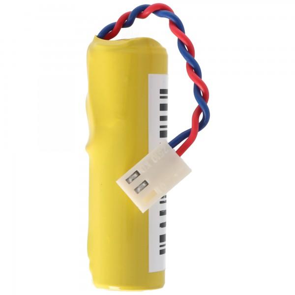 Batteri, der er nøjagtigt til Daitem BATLi04 batteri FAS 2901/2