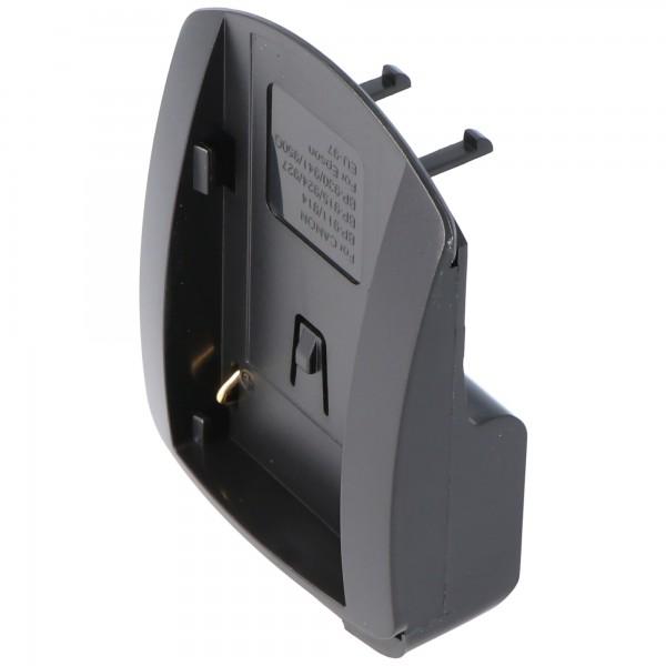 Oplader til Canon batteri BP-911, BP-914, BP-915, BP-924, BP-927