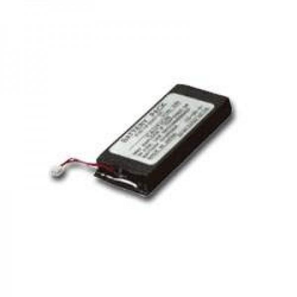AccuCell batteri passer til Handspring Visor, 1700mAh