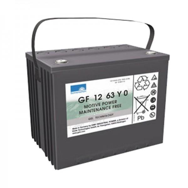Sunshine Dryfit GF12063YO Batterilad PB 12V 63Ah