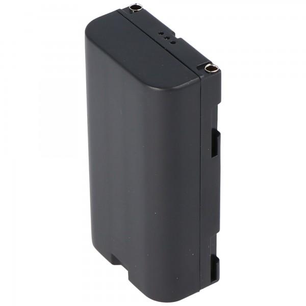 AccuCell batteri passer til Hitachi VM-BPL13, VM-BPL27, VM-BPL30