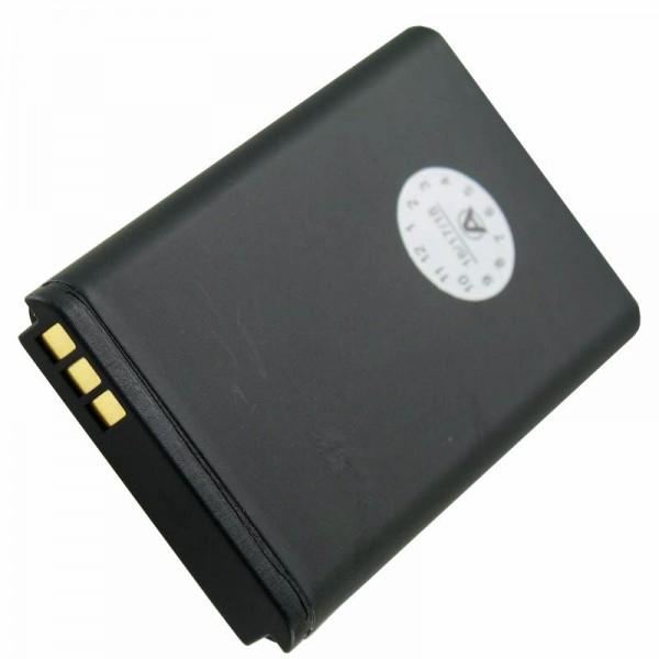 Batteri passer til Caterpillar B100 batteri CAT B100, CB-115 batteri