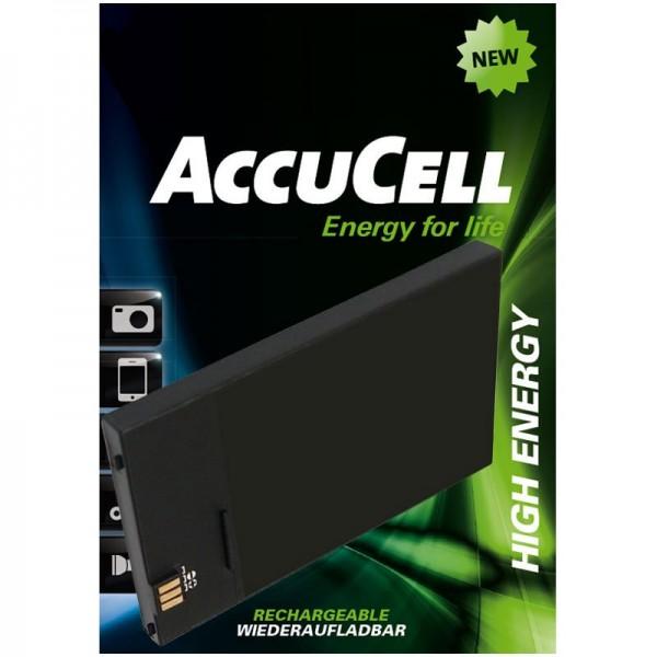 Doro Easy5, Easy5V replik batteri fra AccuCell egnet til E383451