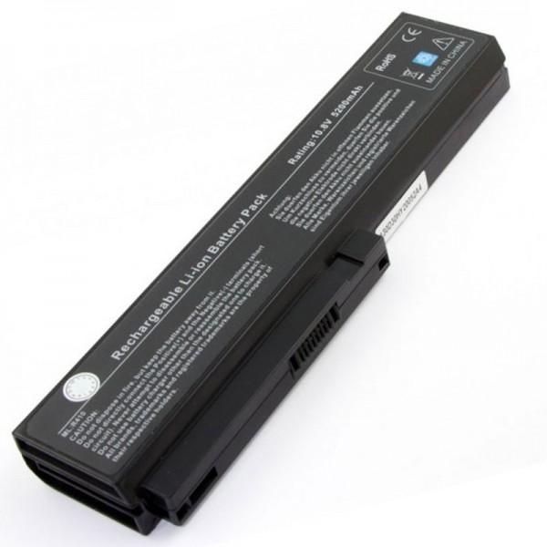 LG R410 batteri, R510, R580 som replik batteri fra AccuCell 10,8 Volt 5200mAh