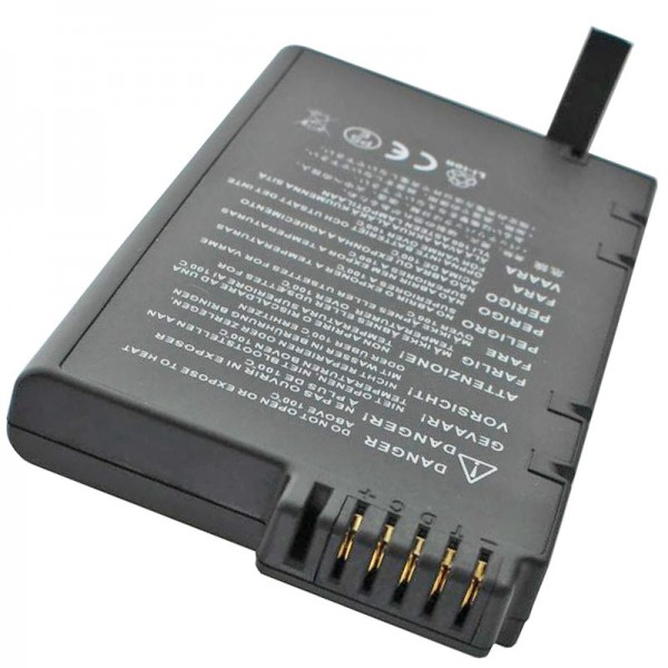 Samsung GT 8850 kompatibelt udskifteligt batteri fra AccuCell