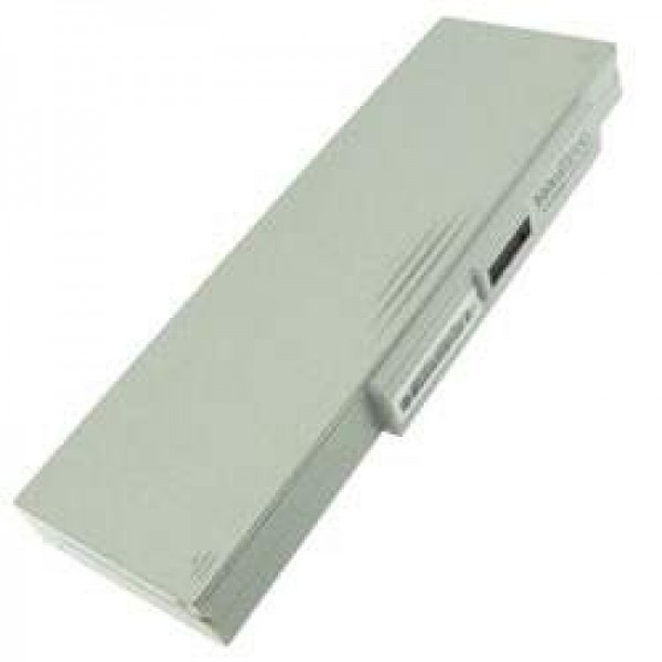 AccuCell batteri passer til Medion MIM2050, 4000mAh (kun sort)
