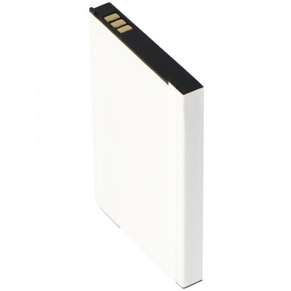 Batteri passer til Philips Avent SCD530 Li-Ion batteri BYD006649, BYD001743