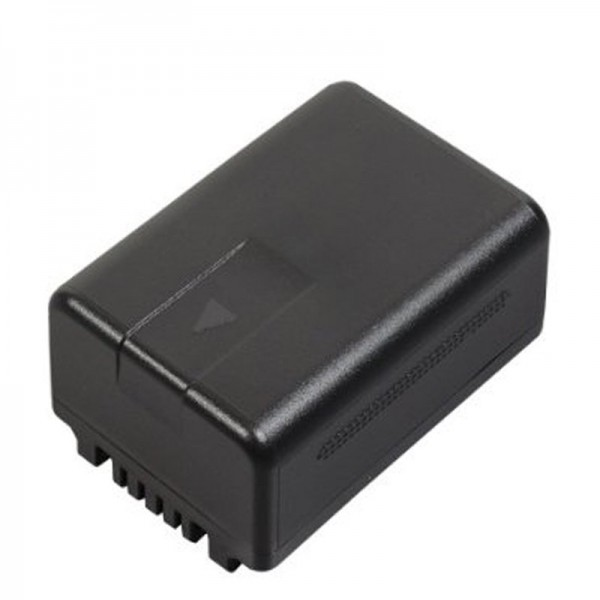 Panasonic VW-VBT190E-K originalt batteri VW-VBT190, HC-VXF999, HC-VX878, HC-VX989, HC-V110, HC-V130, HC-V160, HC-V180, HC-V210, HC-V250, HC- V270, HC-V380, HC-V510, HC-V550, HC-V727, HC-V757, HC-V777, HC-W