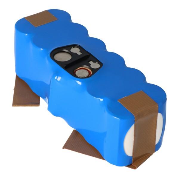Batteri passer til iRobot Roomba 581 genopladeligt batteri 3000mAh fra AccuCell