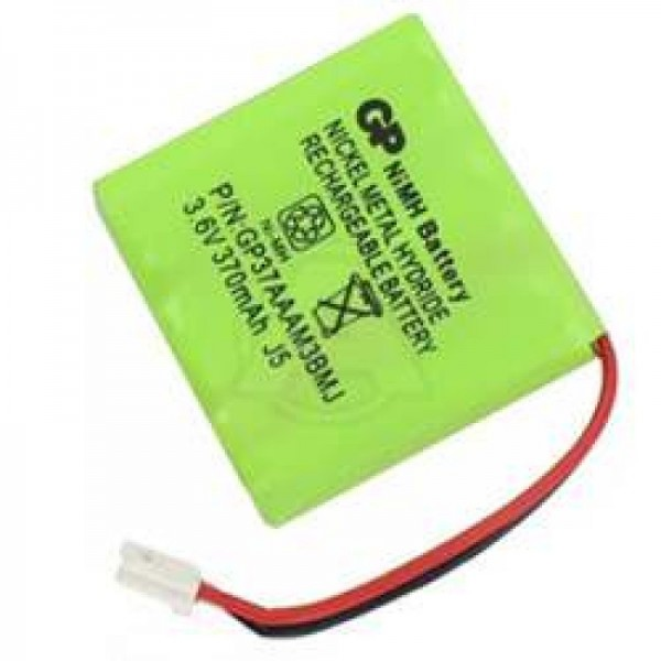 AccuCell batteri passer til Alcatel Bilboa 37AAAM3BMJ, 370mAh
