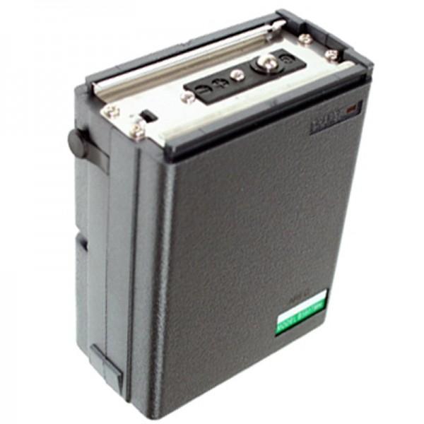 AccuCell batteri passer til ICOM IC 02AT, BP-7, CM7, CM7G