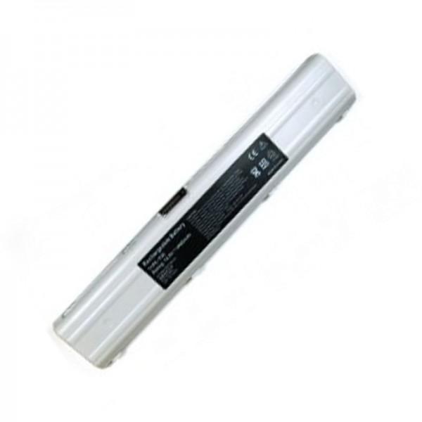 Samsung P30 batteri som et replik batteri fra AccuCell med 14,8 V, 4600mAh