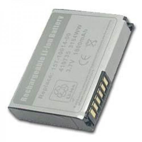 Batteri passer til Palm Treo 650, Treo 800, Ace, 157-10014-00