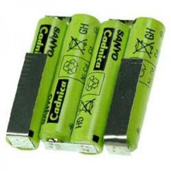 AccuCell batteri passer til Gigaset 951, 952, G95X