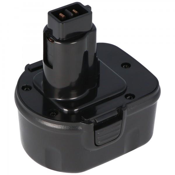 Batteri passer til Berner Akku værktøjer, 12 Volt NiMH 3,0Ah