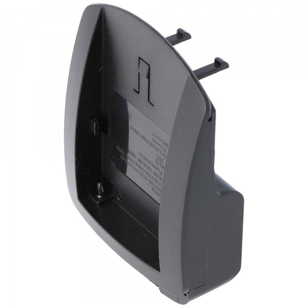 AccuCell opladningsvugge passer til Hitachi batteri VM-BPL13, VM-BPL27 ...