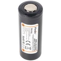 Batteri til Fenix PD40R LED lommelygte Fenix ARB-L26-4500P, 26650 Li-ion batteri beskyttet 4500mAh