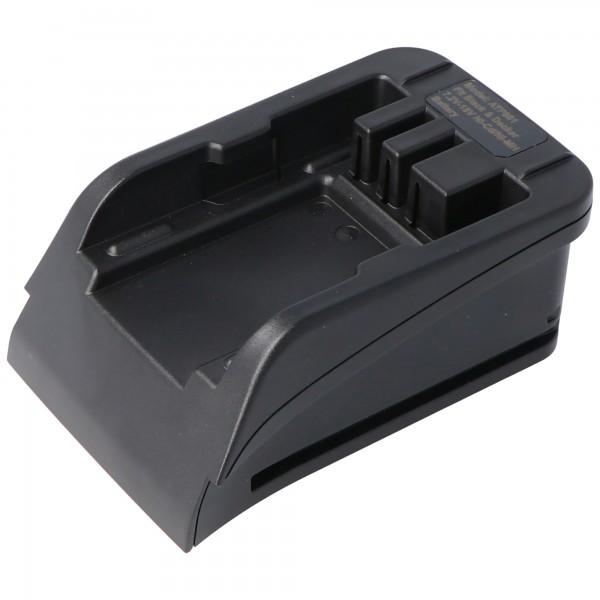 AccuCell opladningsadapter egnet til genopladeligt batteri 244760-00, 499936-34, 499936-35, A12, A12EX, A12-XJ, A14, A144, A144EX