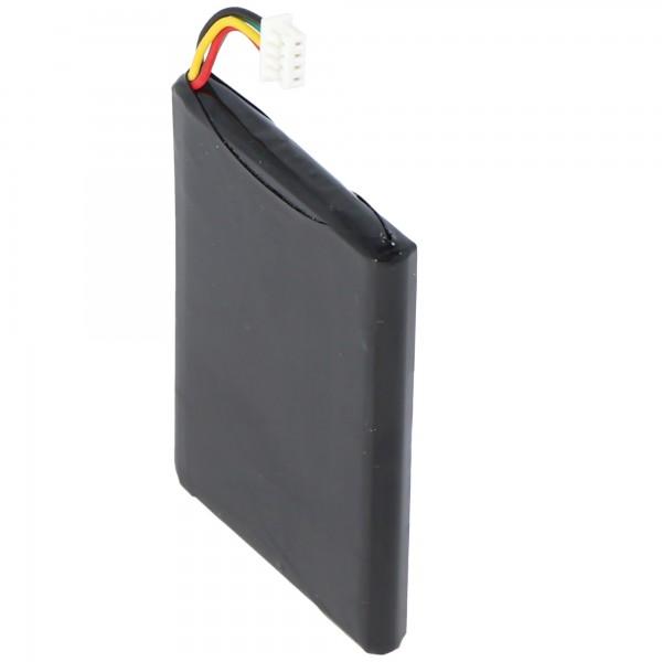 AccuCell batteri passer til HP iPAQ RZ1710, RZ1715, RZ1717