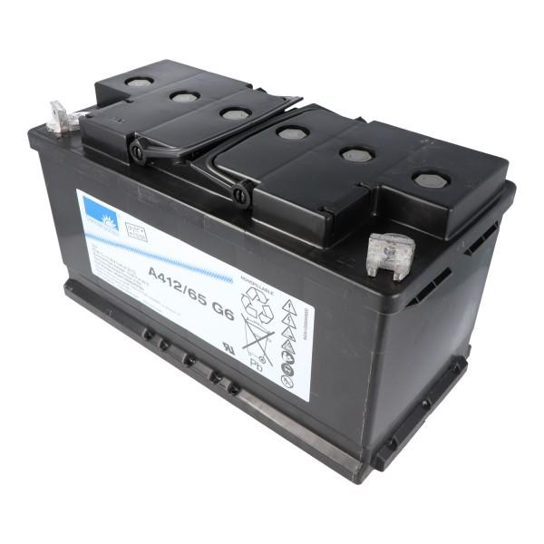 Sunshine Dryfit A412 / 65G6 batterilader PB 12Volt 65Ah