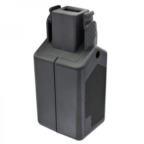 Batteri passer til Wolf Garden GTB 815 batteri HSA 45 V, 7420090, 7420072 2.5Ah