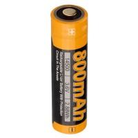 Li-ion batteri 14500 Mignon AA 3.6 Volt med beskyttelseselektronik Fenix ARB-L14-800, 800mAh