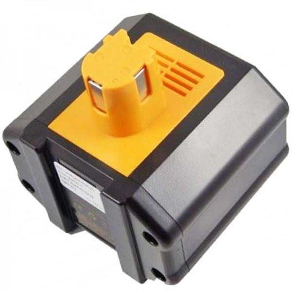 AccuCell batteri passer til Panasonic EY6812 24 Volt NiMH 2000mAh batteri