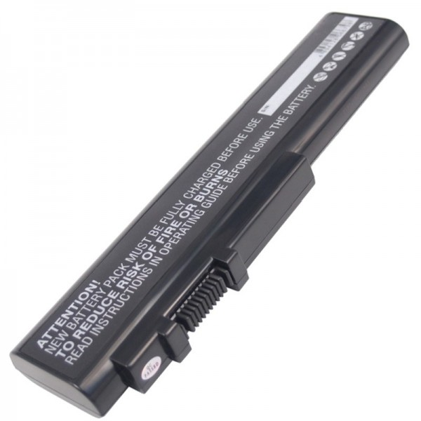 Asus A32-N50, A33-N50, 90-NQY1B1000Y, 90-NQY1B2000Y Replica batteri fra AccuCell
