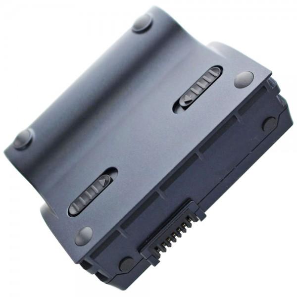 VGP-BPS6 udskiftningsbatteri til notebook SONY VAIO VGN-UX17GP, 7,4 Volt med 4800mAh
