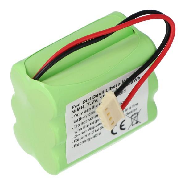 Batteri passer til Dirt Devil M678 batteri GPHC152M07