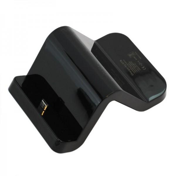 Dockingstation med variabel Micro USB-stik til mange enheder