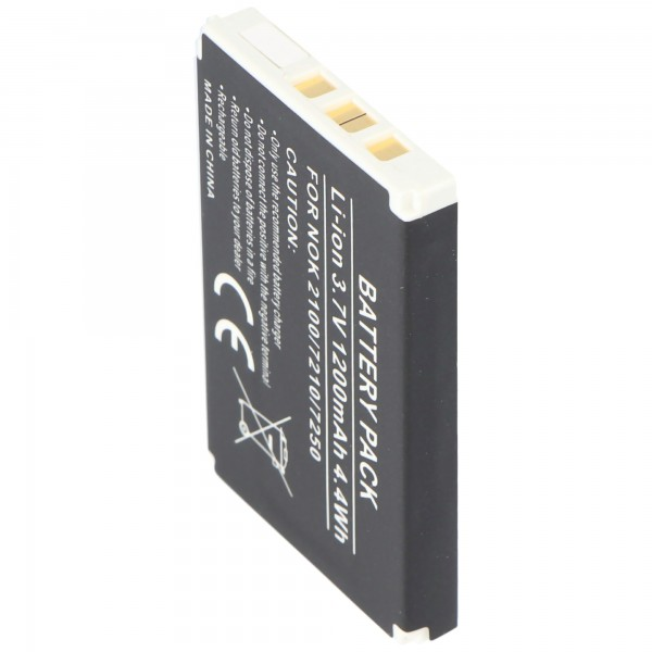Batteri passer til Nokia 2100, BLD-3, 900mAh
