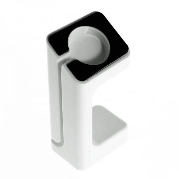 AccuCell Stand Hvid passer til Apple Watch 38mm og 42mm