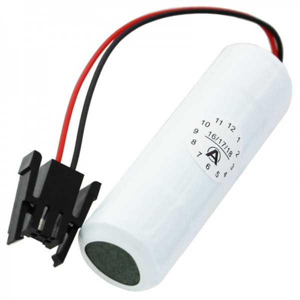Udskiftnings batteri passer til Yaskawa CR6L-CN014S, FUJI FDK CR6-L