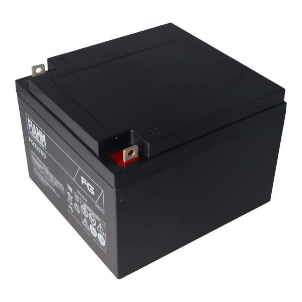 Fiamm FG22703 Batterilad PB 12Volt 27Ah