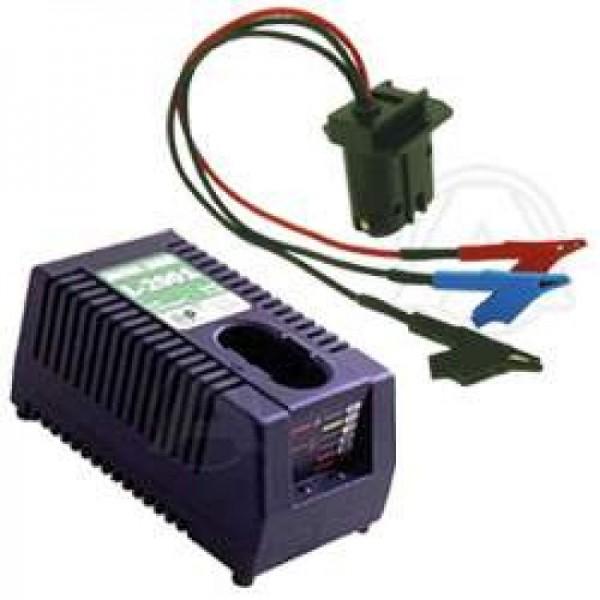Batterikraft Hurtig oplader L-1410 til 4-12 celler Universal